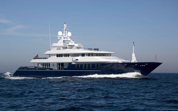 Motor Yacht TRIPLE 7 Profile