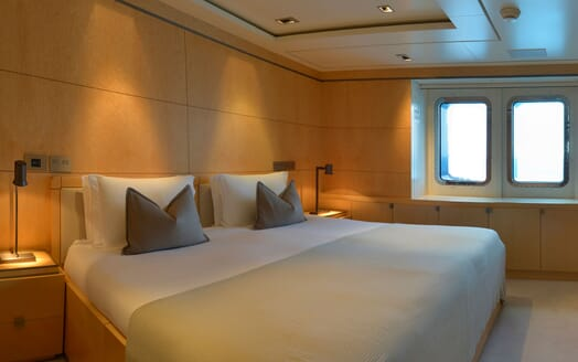 Motor Yacht TRIPLE 7 Guest Double Stateroom 2