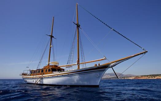 Sailing Yacht Hermina