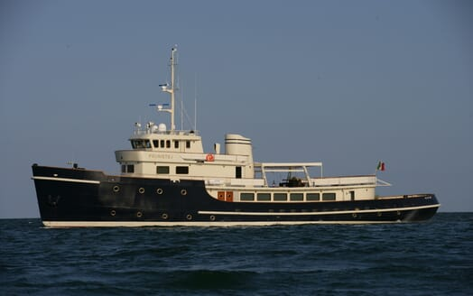 Motor Yacht Prometej