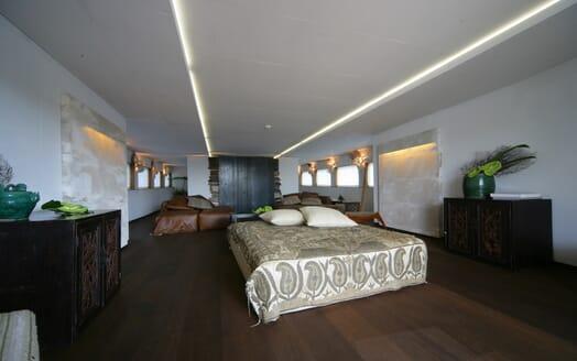 Motor Yacht Prometej double cabin