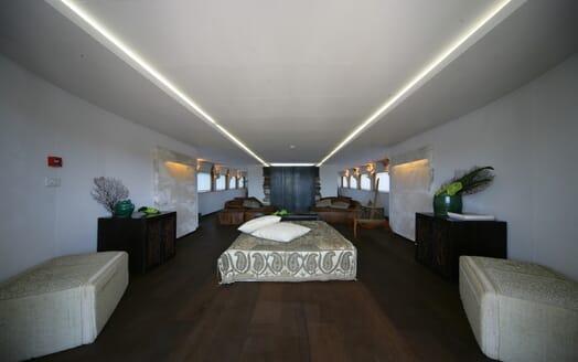 Motor Yacht Prometej double stateroom