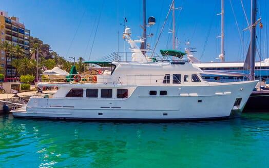 Motor Yacht Voyager