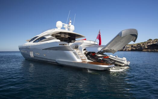 Motor Yacht Tiger Lily