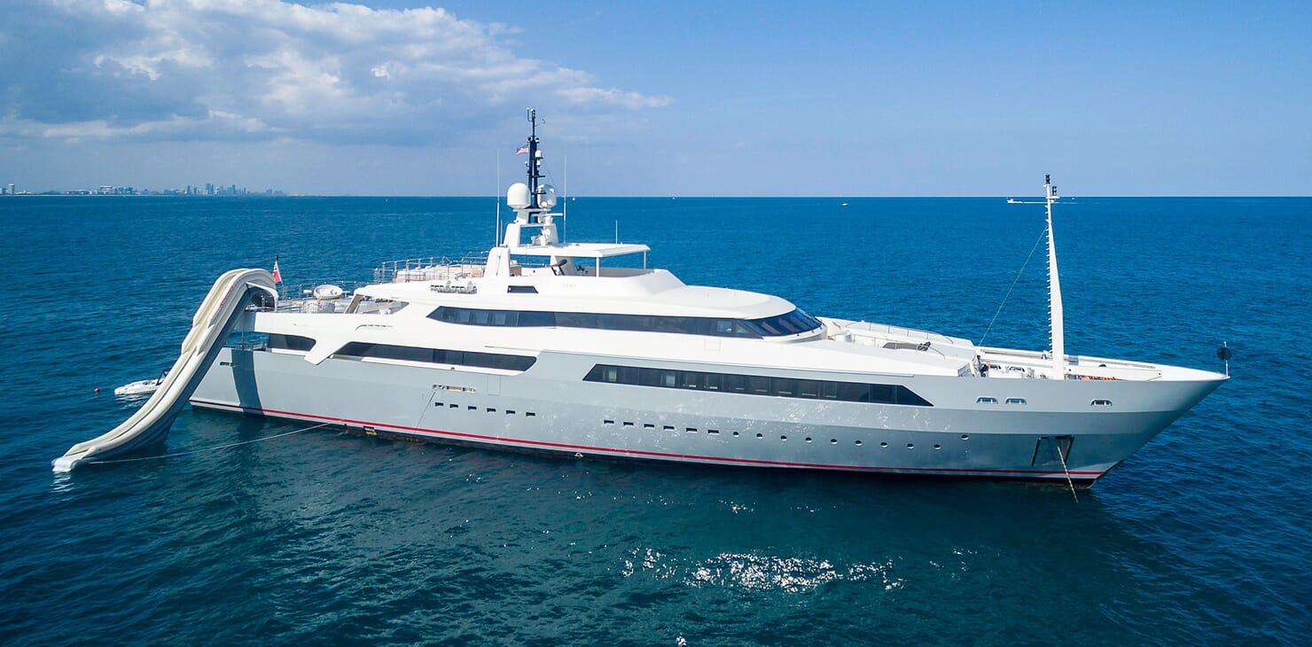Motor Yacht Vicky Profile