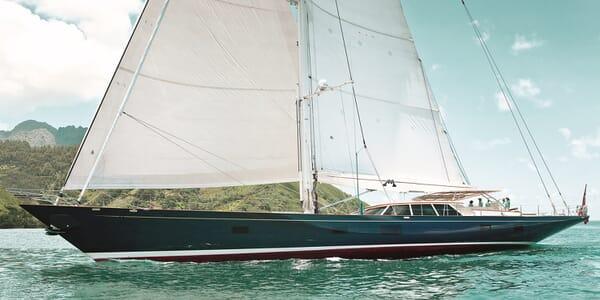 Sailing Yacht Inmocean sailing