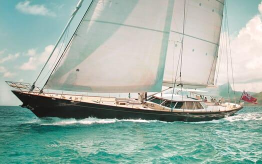 Sailing Yacht Inmocean cruising