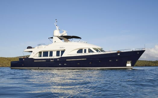 Motor Yacht WILLOW Profile