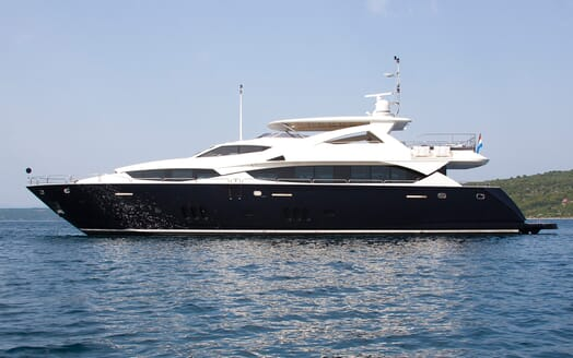 Motor Yacht Cassiopeia Profile