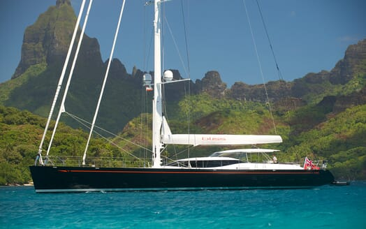 Sailing Yacht Bliss
