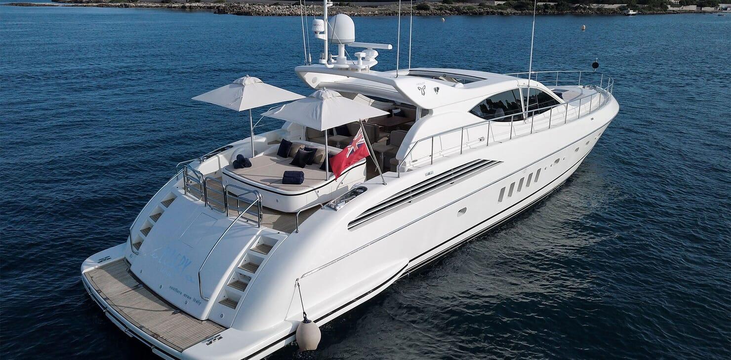 Motor Yacht ELLERY Profile