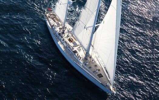 Sailing Yacht CYCLOS II Exterior