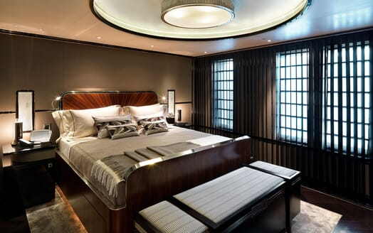 Motor Yacht SEALYON Double Guest Stateroom