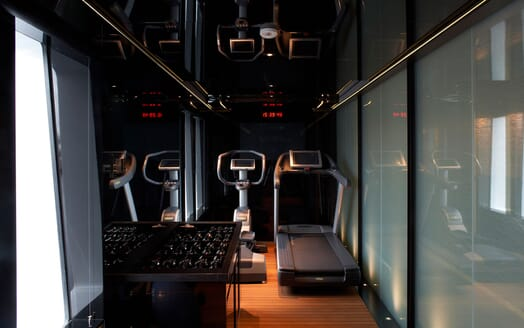 Motor Yacht SEALYON Gym