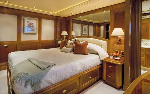 Motor Yacht Gigi VIP cabin