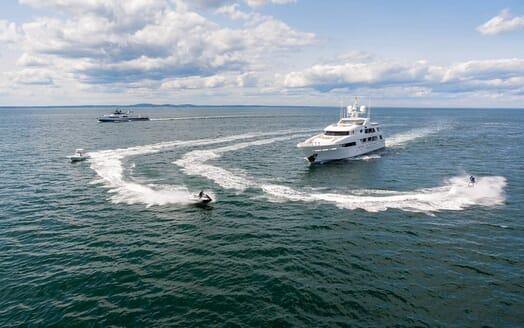 Motor Yacht Gigi toys