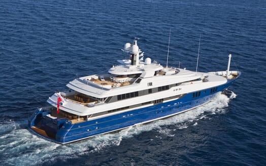 Motor Yacht Sarah