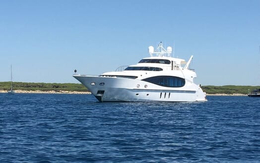Motor Yacht SEA BREEZE ONE Profile