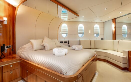 Motor Yacht SEA BREEZE ONE VIP Double Stateroom