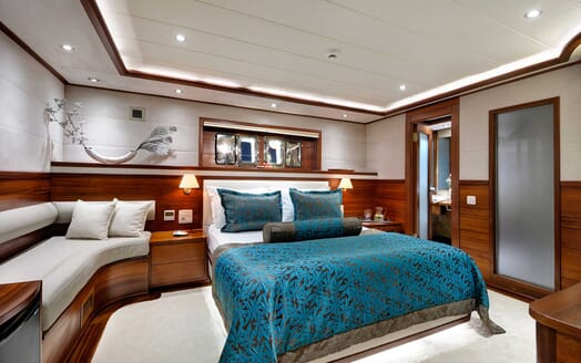 Sailing Yacht Alessandro VIP cabin
