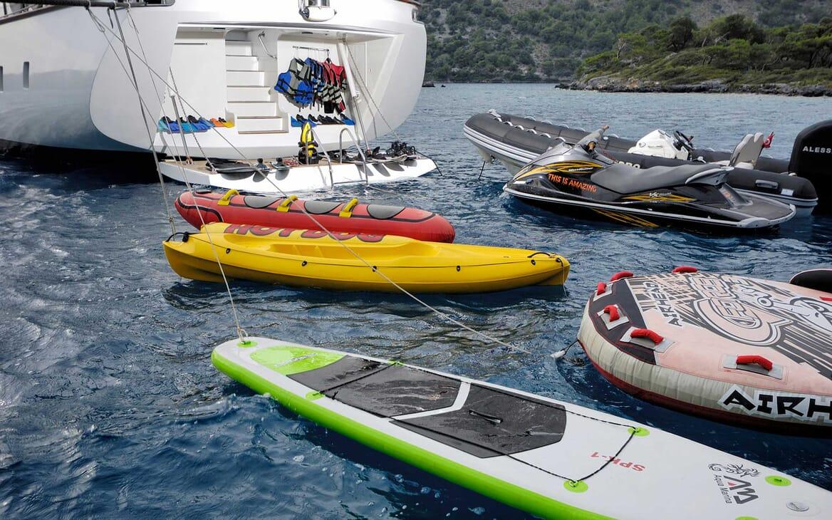 Sailing Yacht Alessandro toys