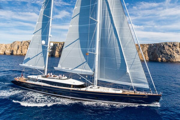 Sailing Yacht Q Profile