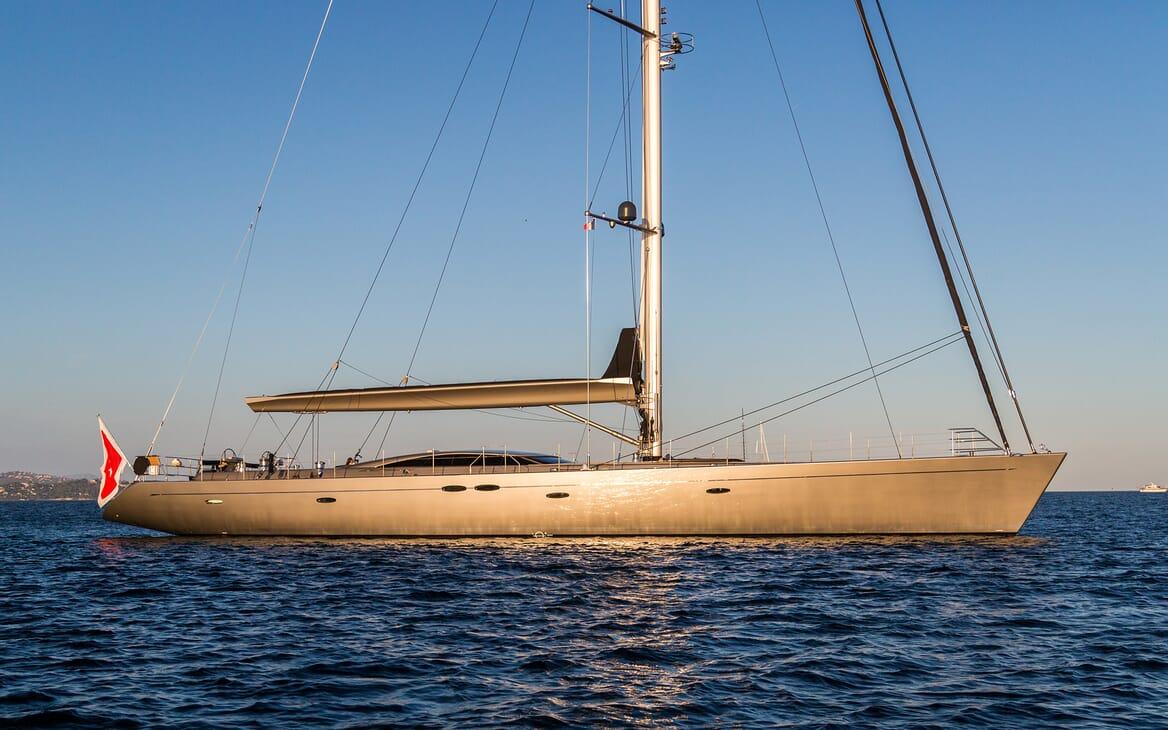 Sailing Yacht A Sulana Profile