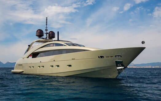 Motor Yacht Hooligan II Profile