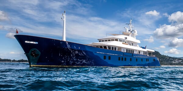 Motor Yacht NORTHERN SUN Profile