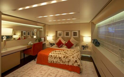 Motor Yacht Burkut double cabin
