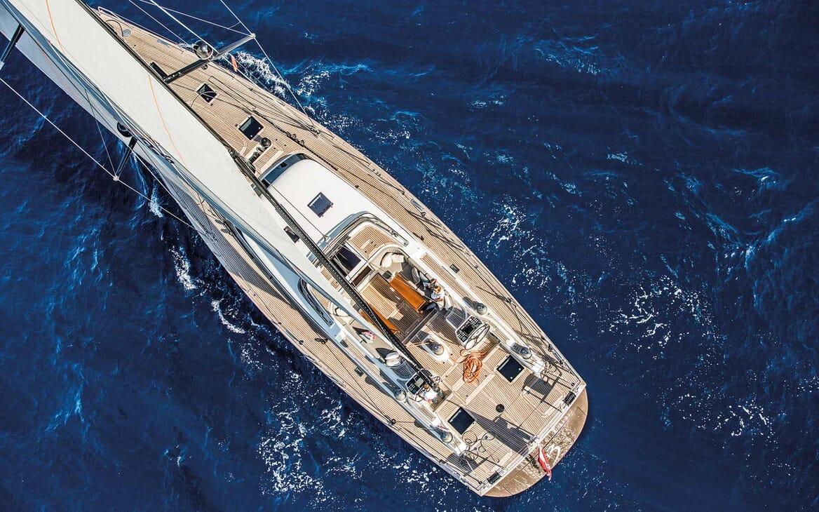 Sailing Yacht PH3