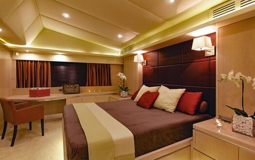 Motor Yacht MAGIX VIP Stateroom