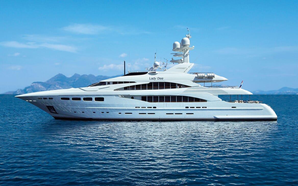 Motor Yacht Lady Dee