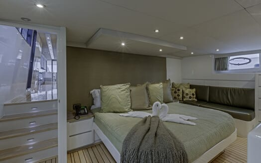 Motor Yacht First Home double cabin