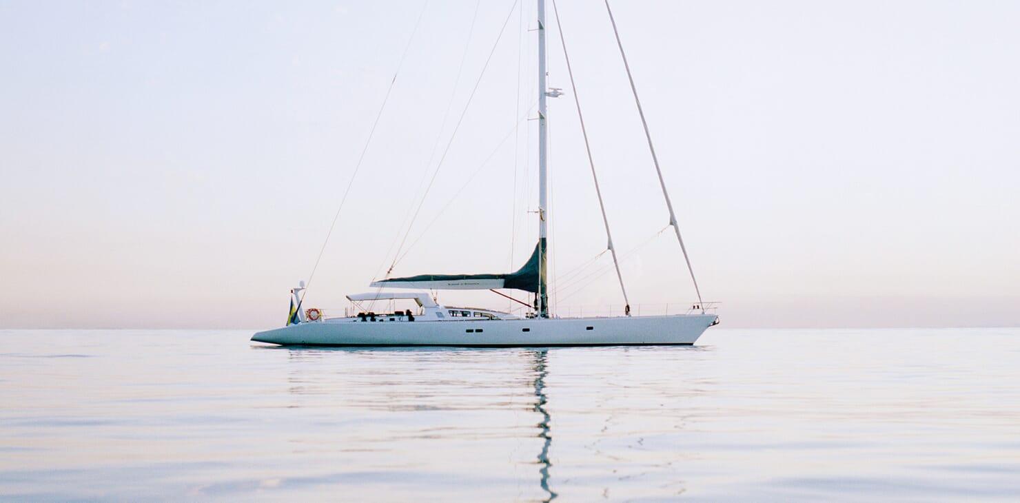 Sailing Yacht Susanne af Stockholm