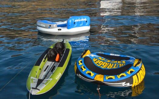 Sailing Yacht Susanne af Stockholm toys