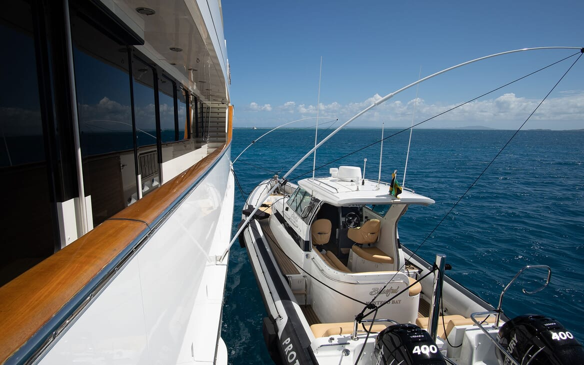 Motor Yacht PURE BLISS Tender