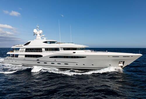 Motor Yacht VENTUM MARIS Hero Profile
