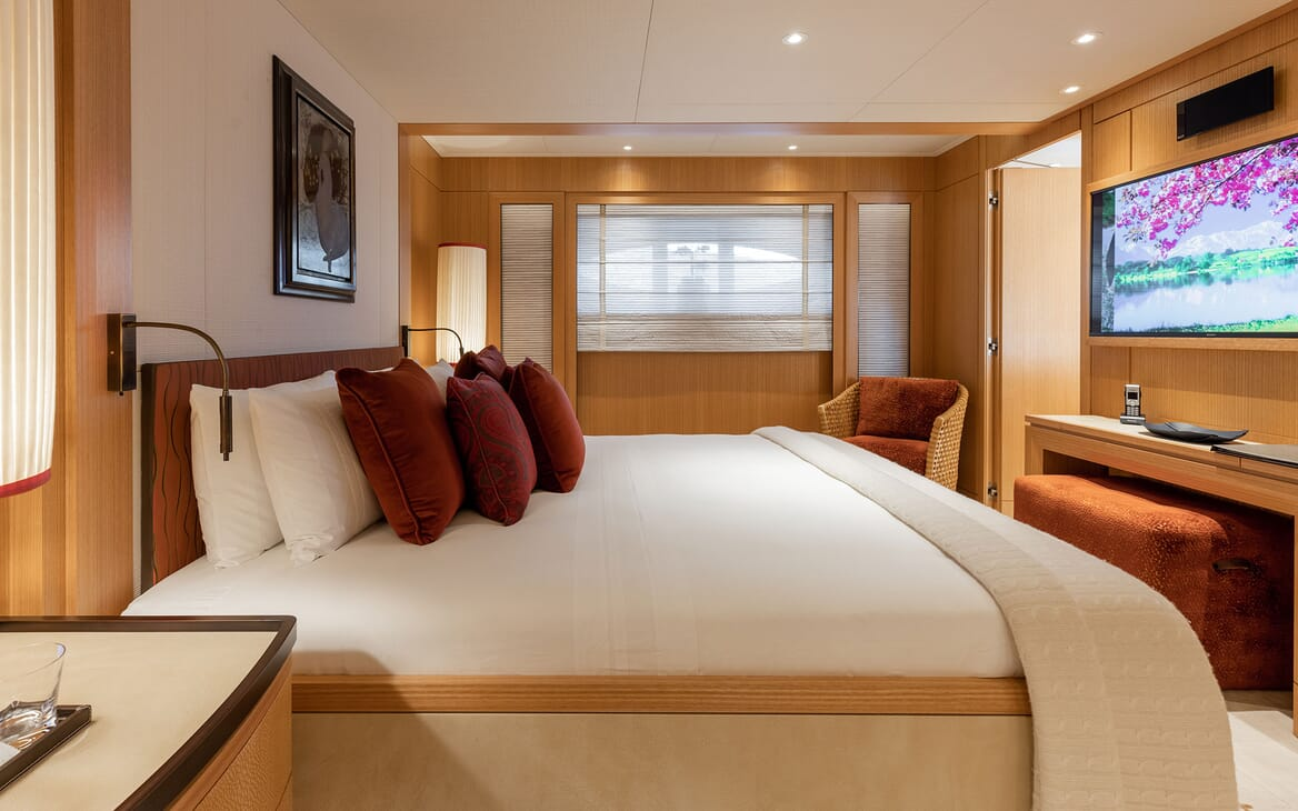 Motor Yacht VENTUM MARIS Guest Double Stateroom