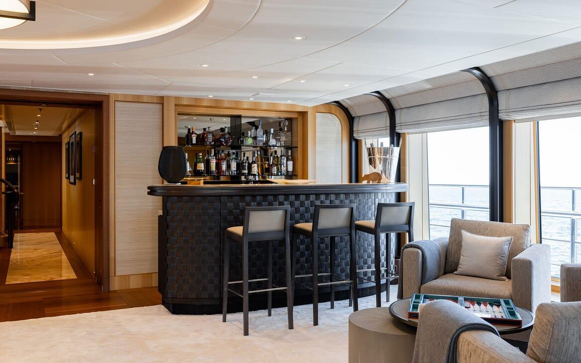 Motor Yacht VENTUM MARIS Bar