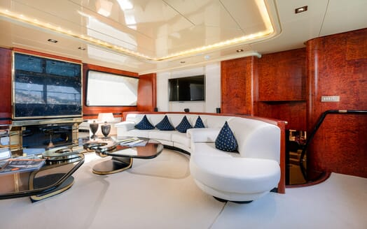 Sailing Yacht Lady Sunshine salon