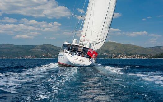 Sailing Yacht Lady Sunshine