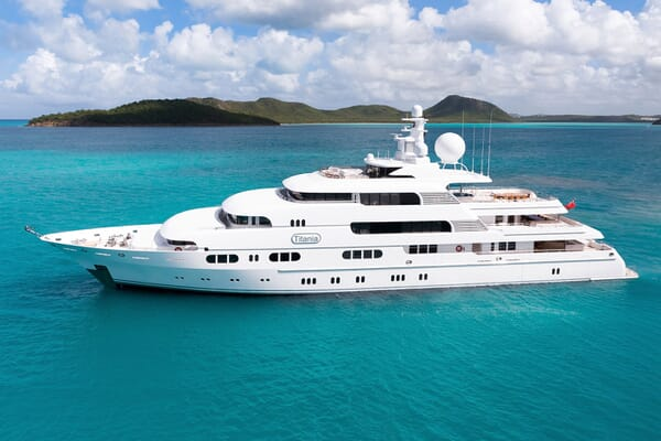Motor Yacht Titania