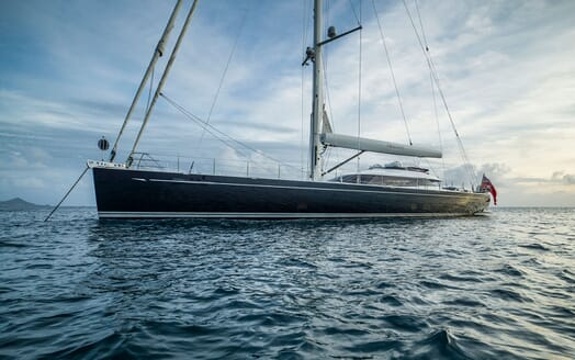 Sailing Yacht TWILIGHT Profile