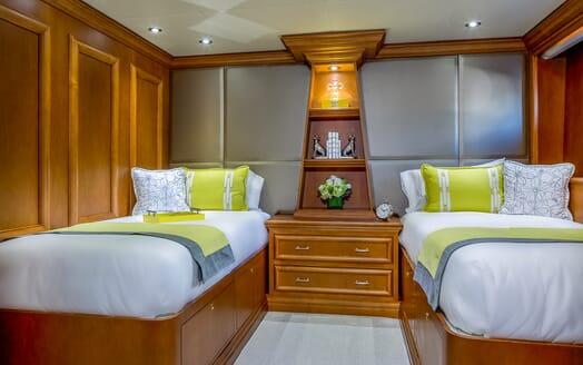 Motor Yacht M3 twin cabin