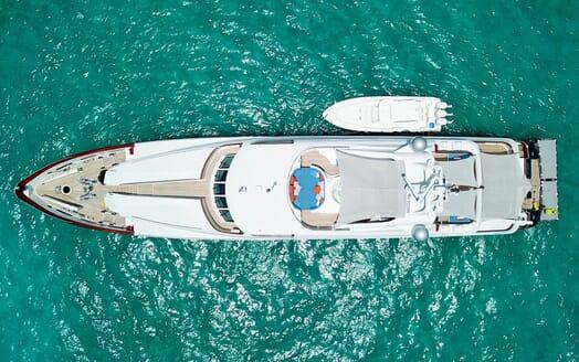 Motor Yacht M3 aerial