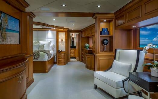 Motor Yacht M3 interior design
