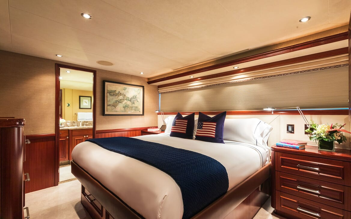 Motor Yacht ALL IN Guest Double Stateroom