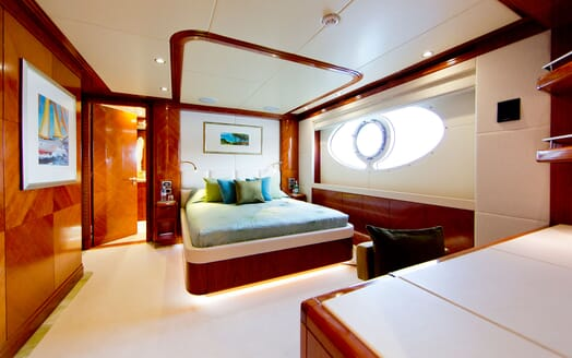 Motor Yacht MARINA WONDER Double Guest Stateroom