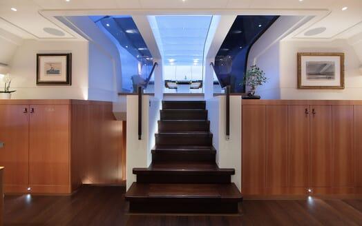 Sailing Yacht MIRASOL Aerial Profile